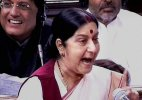 Never made any request to UK govt for Lalit Modi's travel documents: Sushma Swaraj