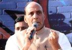 Rajnath Singh warns Pakistan against interfering in India's internal matters