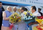 Security scare as man runs parallel to PM Modi's convoy
