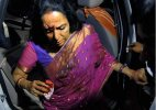 Hema Malini 'fine', driver held for child's death