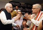 Advani Joshi BJP parliamentary party executive meeting