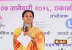 Watch video: MPs talk saris, make-up in Parliament, says Supriya Sule