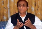BJP giving step motherly treatment to UP says Azam Khan