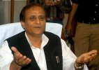 Azam Khan asks why RSS compromised on Article 370