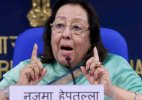 We are realizing PM Narendra Modi's dream of Skilled India: Najma Heptulla