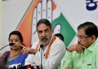 RSS functionaries in every ministry, alleges Sharma