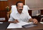 Vyapam scam a silly issue: Law Minister Sadananda Gowda