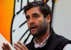 Modi Govt trying to snatch farmers' land for corporates: Rahul