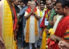 PM Modi offers prayers at Jagannath Temple in Puri