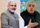 J&K govt formation: PDP patron Mufti Mohammed Sayeed meets PM Modi