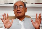 "Modi trying to ""occupy centrestage of Congress"": Digvijay"