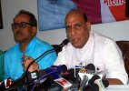 Ram Mandir, Article 370 important to Modi government: Rajnath Singh