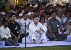 Rahul's elevation as Cong chief to help him as main rival of Modi: Digvijay Singh
