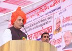 India responding effectively to firing from Pakistan: Rajnath Singh