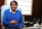 Suresh Prabhu rules out privatisation of Railways