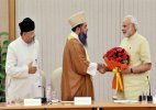 Do not believe in politics that seeks to divide people: PM Narendra Modi to Muslim leaders