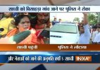 VHP leader Sadhvi Prachi denied entry into Bishada