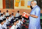 Teachers play big role in students' life: PM