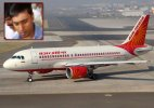 Andhra Pradesh MP Mithun Reddy slaps Air India official