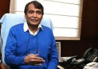 Sena slams Prabhu for depriving Maharashtra in Railway Budget