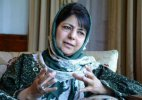 PDP chief Mehbooba Mufti defends father's statement