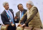 PM Modi meets NSA, foreign secretary over Pathankot attack