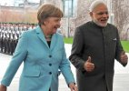 PM Modi, Angela Merkel meet to give fillip to bilateral ties