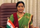 Delhi Polls: 2 rallies of Sushma Swaraj in the city cancelled