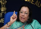 BJP government's achievements include corruption-free rule: Najma Heptulla