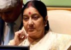 Sushma Swaraj warns people against 'Mahagathbandhan'