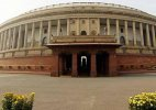 Opposition disrupts Lok Sabha over Lalitgate ; vyapam issues
