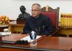 Bofors scandal was just a media trial: President Pranab Mukherjee