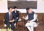 Tremendous potential for India, China to grow partnership: PM Modi