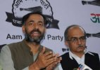 AAP crisis: Support for Yadav, Bhushan swells