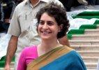 Smriti Irani should answer why she is not setting up IIIT: Priyanka Gandhi