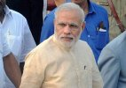 PM Modi expresses distress over twin train accident in MP