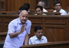 Manish Sisodia dubs MHA's notification as 'Talibani'