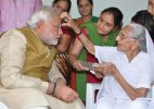 May 16: Modi remembers his mother on 1st anniversary of his historic LS victory