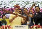 PM Modi launches DD Kisan channel, calls for big change in agriculture