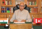 Vohra expresses hope for democratically-elected govt in J&K