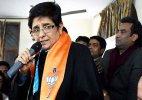 Delhi Polls: BJP's Kiran Bedi marshals Obama's visit as part of her election campaign