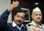 Kejriwal, Sisodia appear in court in a defamation case
