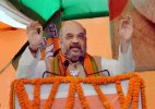 Nitish Kumar is mask of Jungle Raj 2: Amit Shah