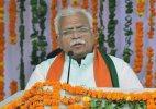 Haryana CM praises Khap Panchayats