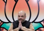 Nitish Kumar carrying jungle raj, corruption on shoulders: Amit Shah