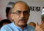 AAP is a khap panchayat, says Prashant Bhushan