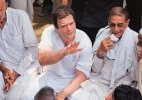 Rahul Gandhi back in action&#63