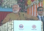 Modi slams opposition for blocking passage of Land Bill in RS