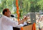 50 arrested for Varanasi violence, incident 'unfortunate': Rajnath Singh