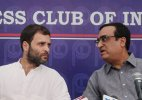 Ahead of Rahul's elevation, Congress appoints 5 new PCC chiefs